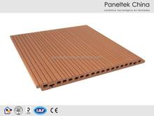 Terracotta panel used for aluminium cladding wall design