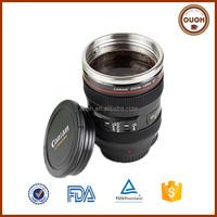 Wholesale gift items caniam camera coffe lens mug