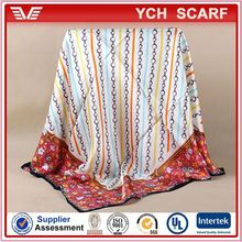 Alibaba verified scarf factory china, lady scarf silk scarf