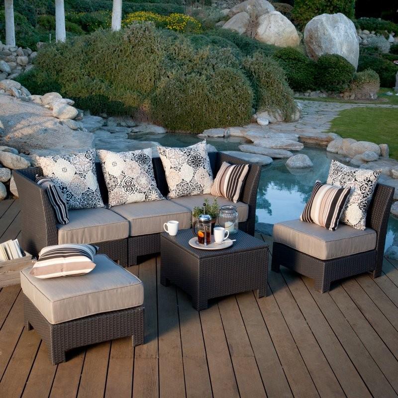 Pioggia divano terrazza mobili divano per esterni divani da giardino id prodotto 60099543846 - Divano per esterni ...