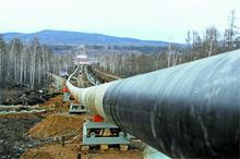 outer layer oil and gas material for gas pipe