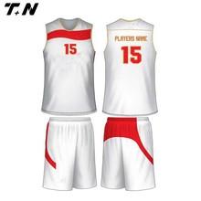 custom basketball league jersey wholesale
