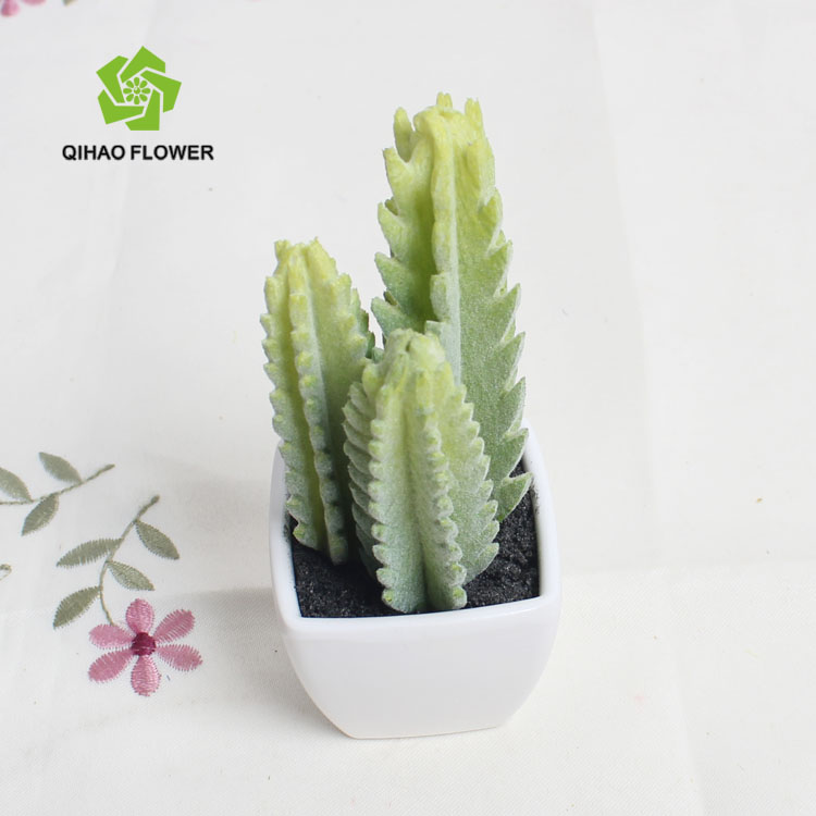 hot artificial cactus plant fake cactus cactus plant bonsai for decoration buy cactus. Black Bedroom Furniture Sets. Home Design Ideas