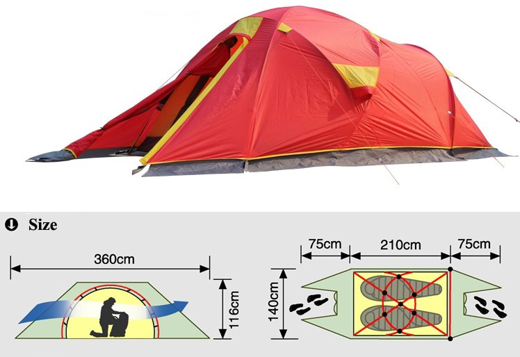 truck camping tent large camping tent from China
