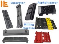 Rubber Track Pads for Bobcat excavator MX331,MX337,MX341,EMX50,MXE32,MXE35,PC30,PC40,PC60,