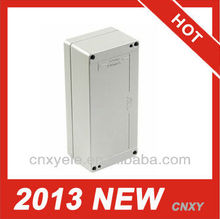 New aluminum outdoor junction battery boxes