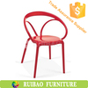 New Design Italian Styles Colorful Mould Injection PC Dining chair