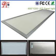 Shenzhen factoy Top selling 2015 1200x600 CW 95lm per watt led panel light smd 2835 led 2x4 led panel light