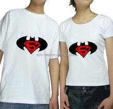 2014 New Couple T shirt American Apparel Blank T-shirts Custom Design Alibaba China Supplier New Pattern T-shirts
