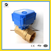 cwx-15q motorized ball valve from professional manufacturer for water flow control valve for water treatment project
