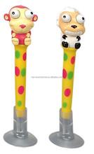 new factory wholesale plastic cartoon ballpen