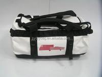 PVC waterproof roll-top duffel bag