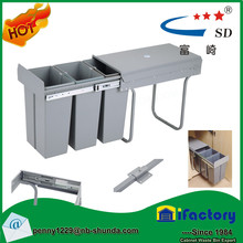 bamboo kitchen cabinet doors kitchen art pan kitchen pull out bin kitchen cabinets & accessories waste bin