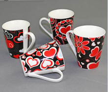 stoneware cheap photo mugs wholesale