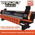 Alta calidad impresora de largo formato 512 42PL 8H konica impresora de largo formato