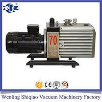 Rotary vane oil seal for industry vacuum pump