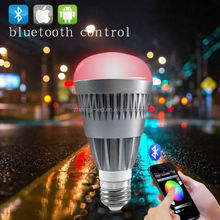 new product marketing,Bluetooth RGBW 2015 top selling smart led bulb
