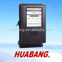 DT862 Three phase mechanical meter