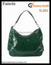 2015 alibaba China hot sale latest leather hand bags