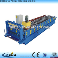 Trapezoid Metal Roof Sheet/Panel/Deck Roll Forming Machine