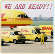 DHL fast and cheap tracking service from china to Carson,USA