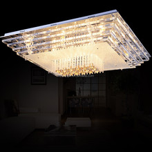 2015 HIPHOP New Style LED Crystal Pendant Lamp