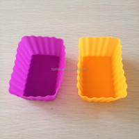 silicone molds for microwave cake silicone cake cupcake moulds/molds Decoration Rectangular body
