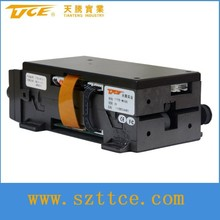 (TTCE-M100) China top brand magnetic motor card reader with emv and CE certificate