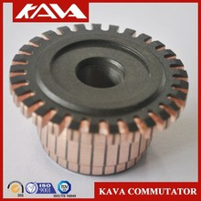 Imported Bakelite Powder Filled Slot Commutator for Auto Fan Motor
