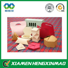 Customized various paper box for gift/present/food/cookie/chocolate