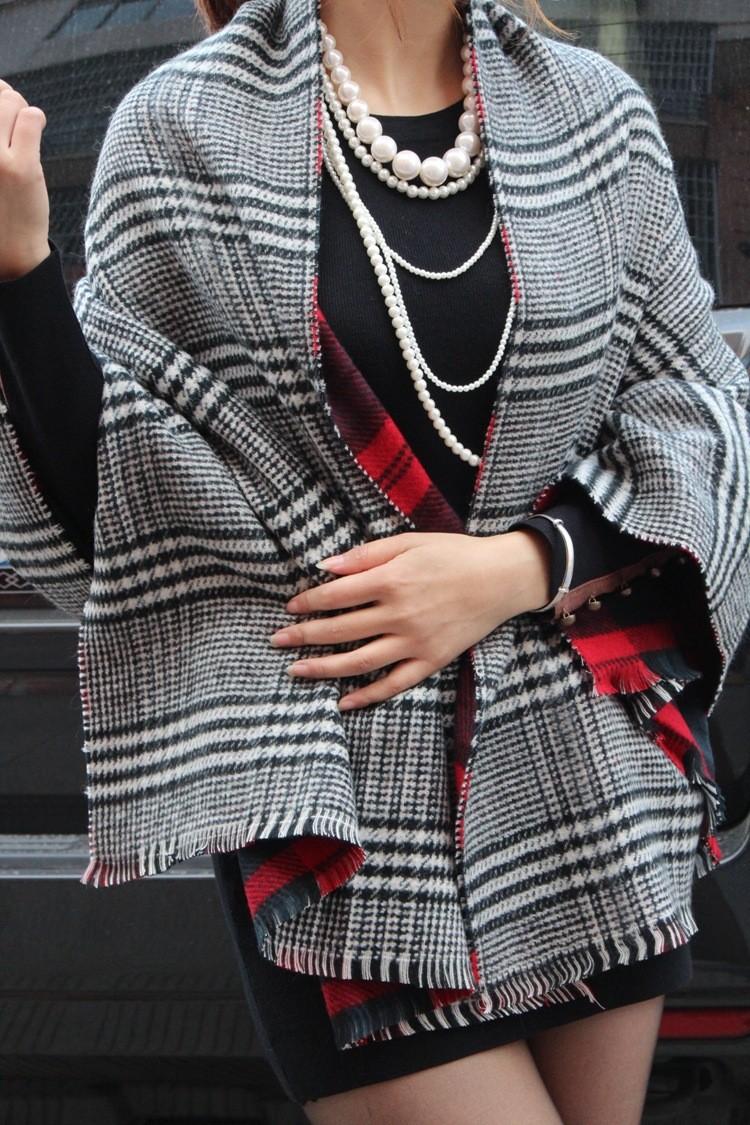 Женский шарф Lace Girl ZA YE