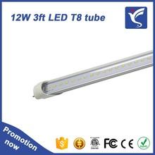 usa led tube8 school light 12w 3ft led fluorescent tube