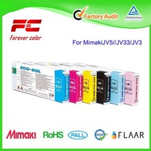 Compatible 220ml 440ml Ink Cartridge for Mimaki/Mutoh/Roland with Chips