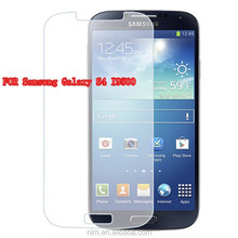 Spot supply !9H hardness 2.5D radian For Samsung Galaxy S4 I9500 Touch Screen Protective Foil Film