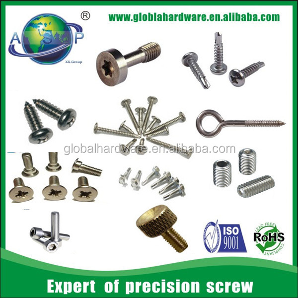 Stainless steel high precision motor shaft