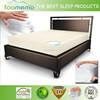 Portable bedroom furniture vacuum packed rolled foam mattress