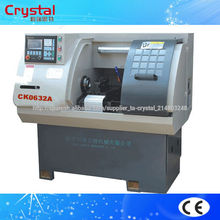 Pequeñas máquinas herramienta para torneado CNC CK0632A