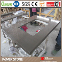 Excellent Quality Quartz Stone Purple Quartz Countertop