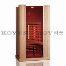 KOY Sauna, New infrared sauna, far infrared sauna, dry saunas, wooden sauna wholesale sauna room (with CE, TUV, EMC certificate)