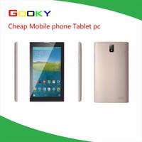 "New 7"" Google Android 4.4.2 Dual Sim 4GB 3G WCDMA GSM Unlocked Smart Tablet"