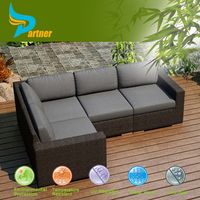 Bench Craft Wicker Furniture Sectional Commercial Restaurant Sofa Costco Outdoor Furniture