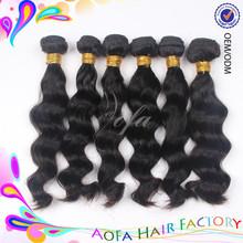2015 hot sale 3 bundles red brazilian hair weave, 22 inch virgin remy brazilian hair weft