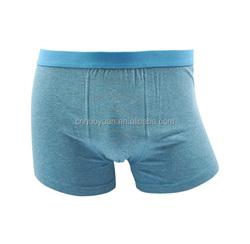 high quality soft old man boxer underwear