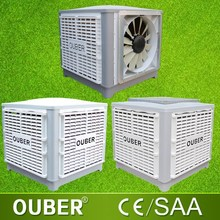 2015 hot-sale evaporative air cooler air filter and cooler greenhouse air conditioner