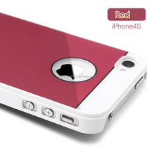 TPU design mobile phone back cover for iphone 4s