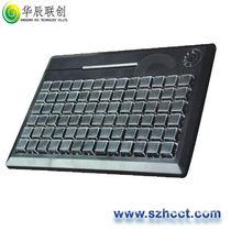 Programmable POS Keyboard with 78 Keys--KB78