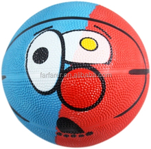 3#/5#toy ball/ rubber toy ball for kids/ toy basket balls for children