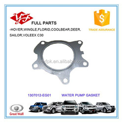 1307012-EG01 Great Wall Voleex C30 Water Pump Gasket for 4G15
