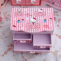luxurious wooden storage box