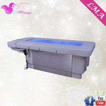 2015 luxury electric water massage bed facial table water spa bed for beauty salon furniture